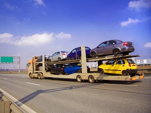 سطحة شحن سيارات